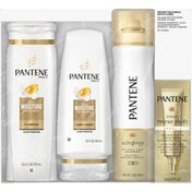 Pantene Daily Moisture Renewal Shampoo and Conditioner Holiday Pack