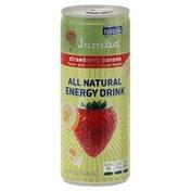 Nestle Energy Drink, Strawberry Banana