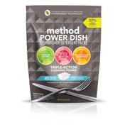 Method Power Dish Dishwasher Detergent Packs, Free + Clear