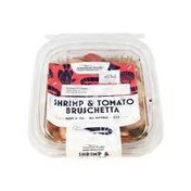 Nautical Foods Shrimp & Tomato Bruschetta