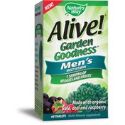 Nature's Way Alive!® Garden Goodness™ for Men