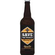 Save the World Ale, Witbier, Agnus Dei