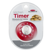 Culinary Elements 60 Minute Kitchen Timer