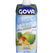 Goya Pure Coconut Water with Mango