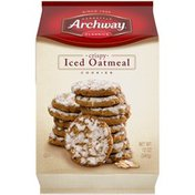 Archway® Iced Oatmeal Crispy Cookies