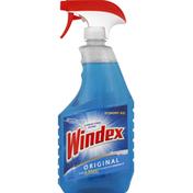 Windex Class Cleaner, Original with Ammonia-D