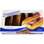 Entenmann's Chocolate Eclairs