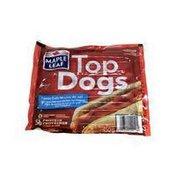 Maple Leaf Less Salt Top Dog Wieners