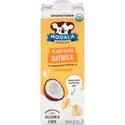 Mooala Organic Oatmilk, Coconut, Unsweetened