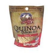 Hodgson Mill Quinoa & Brown Rice, Spicy