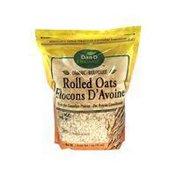 Dan-D Pak Organic Rolled Oats