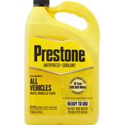 Prestone Antifreeze + Coolant, Ready to Use
