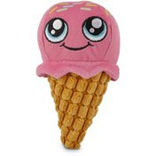 Leaps & Bounds Small Waffle Cone Plush Dog Toy