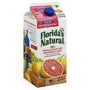 Florida's Natural 100% Juice, Calcium, Ruby Red Grapefruit