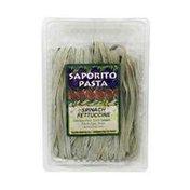 Saporito Spinach Fettuccine