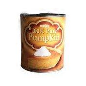 Meijer Pumpkin, 100% Pure