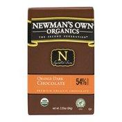 Newman's Own The Second Generation Orange Dark Chocolate