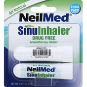 NeilMed Aromatherapy Inhaler, Bonus Pack