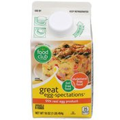 Food Club Great Egg-Spectations