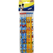 Unique Pencils, Mickey and the Roadster Racers