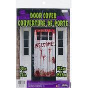Fun World Door Cover