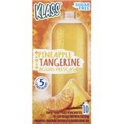 Klass Aguas Frescas, Pineapple Tangerine, On the Go Packets