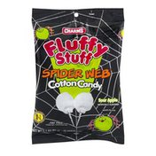 Charms Fluffy Stuff Spider Web Cotton Candy Sour Apple