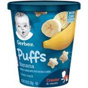 Gerber Banana Snack Cup
