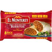 El Monterey Beef & Bean Red Chili Burritos