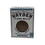 Hayden Flour Mills Blue Bread Semolina Crackers