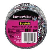 Scotch Duct Tape Monster High