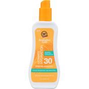 Australian Gold Sunscreen, Spray Gel, Ultimate Hydration, Broad Spectrum SPF 30