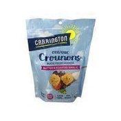 Carrington Farms Butter & Roasted Garlic Flavor Organic Crounons