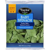 Taylor Farms Tender Baby Spinach Leaves