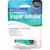Best Choice Decongestant Nasal Inhaler