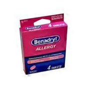 Benadryl Cd Allergy