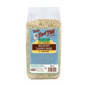 Regular Organic Old Fashioned Rolled Oats