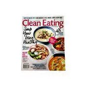 One Source Magazines Clean Eating Magazine