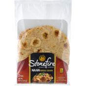 Stonefire Whole Grain Naan Bread
