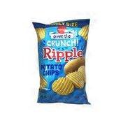 Schnucks Ripple Potato Chips