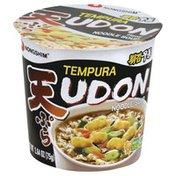 Nongshim Noodle Soup, Tempura Udon Flavor