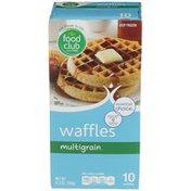 Food Club Multigrain Waffles