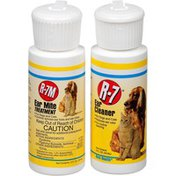 R-7 Ear Mite Treatment & Ear Cleaner for Dogs & Cats