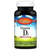 Carlson Labs Vitamin D3 5,000 IU
