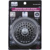 iFix it Sink Strainer, Stainless Steel