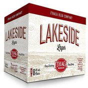 Ithaca Beer Lakeside Lager