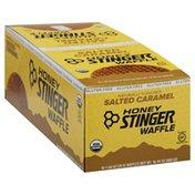 Honey Stinger Organic Gluten Free Salted Caramel Waffle