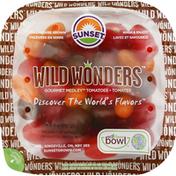 Sunset Wild Wonders Variety Small Tomatoes