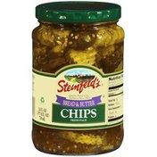 Steinfeld's Bread & Butter Chips Pickles