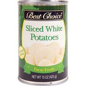 Best Choice Sliced White Potatoes
